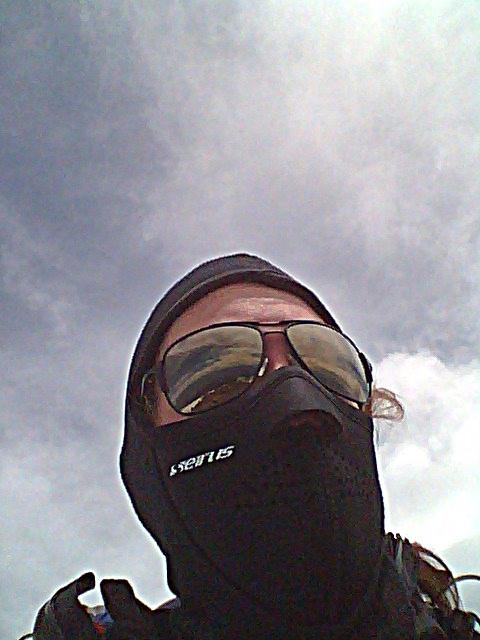 mountain selfie2