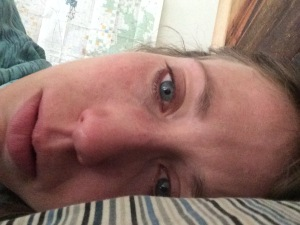 Lauren depression can't get out of bed bed