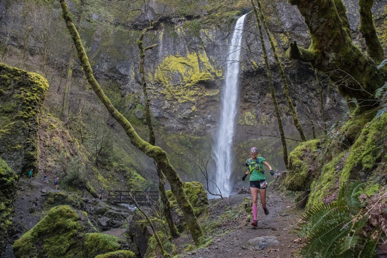 Gorge Waterfalls 50k