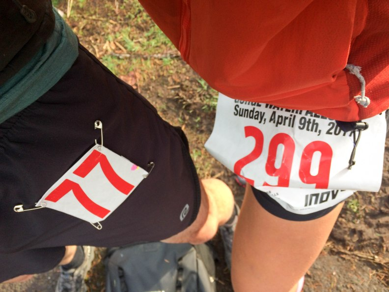 Lucky race numbers