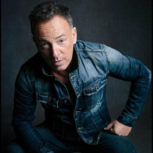 the boss Springsteen