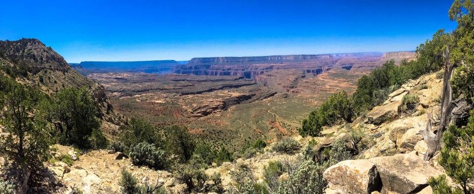 Thunder Mountain Overlook