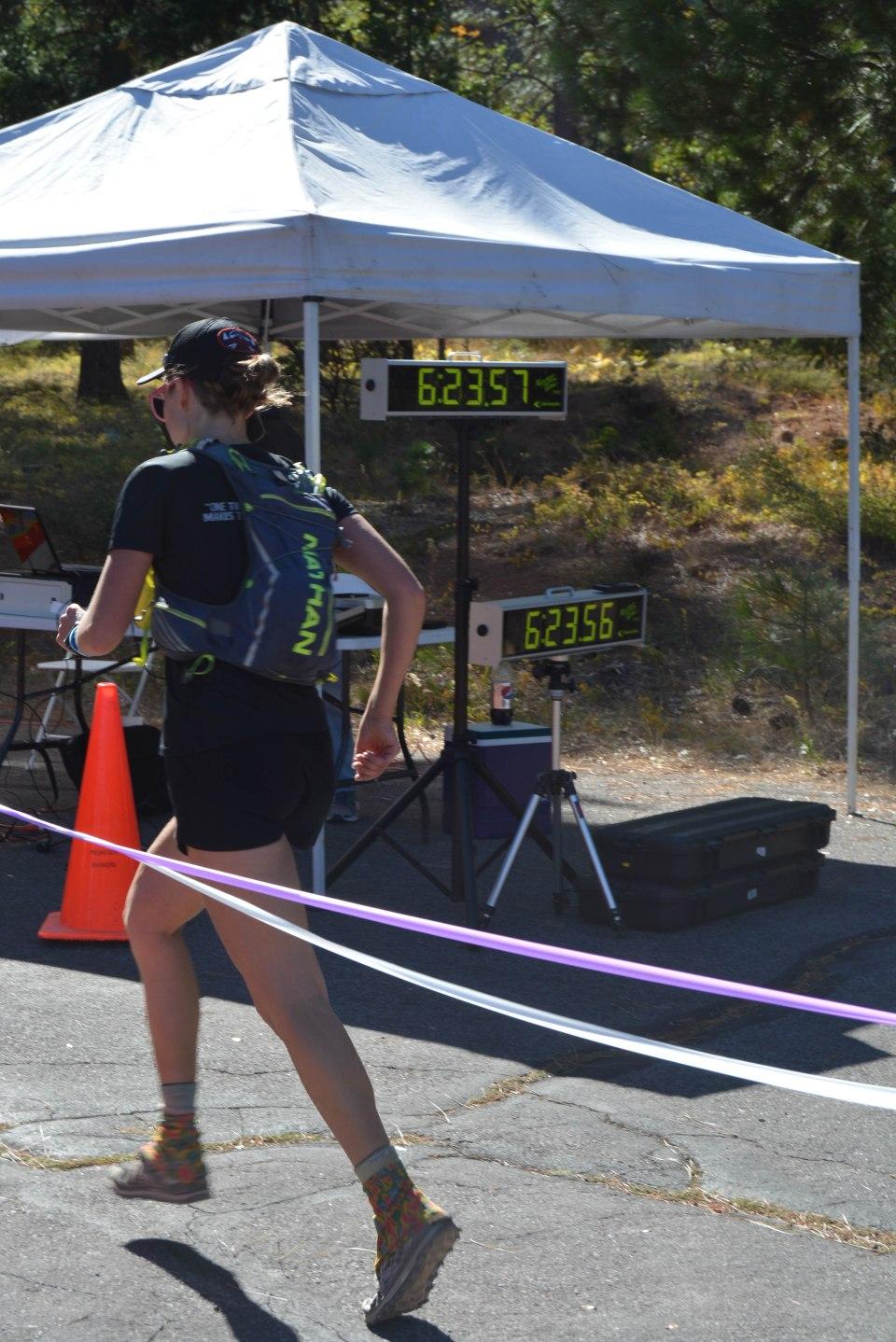 Steinheimer Headwaters 50k finish time