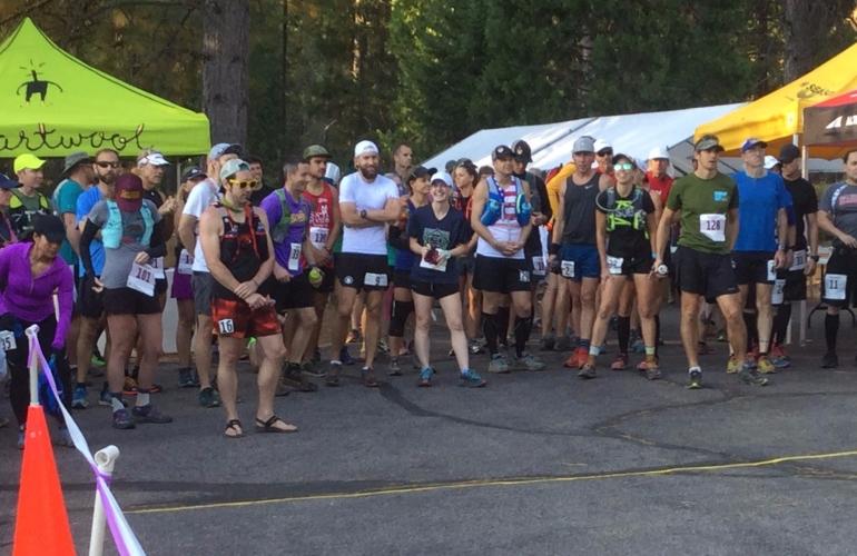 Headwaters Trail Runs 30k and 50k start