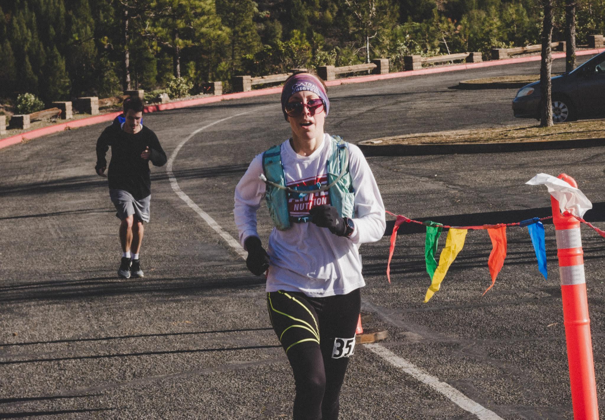 clikapudi trail race finish
